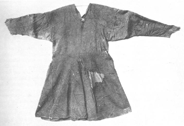 Kragelund Tunic – Research Dumping Grounds